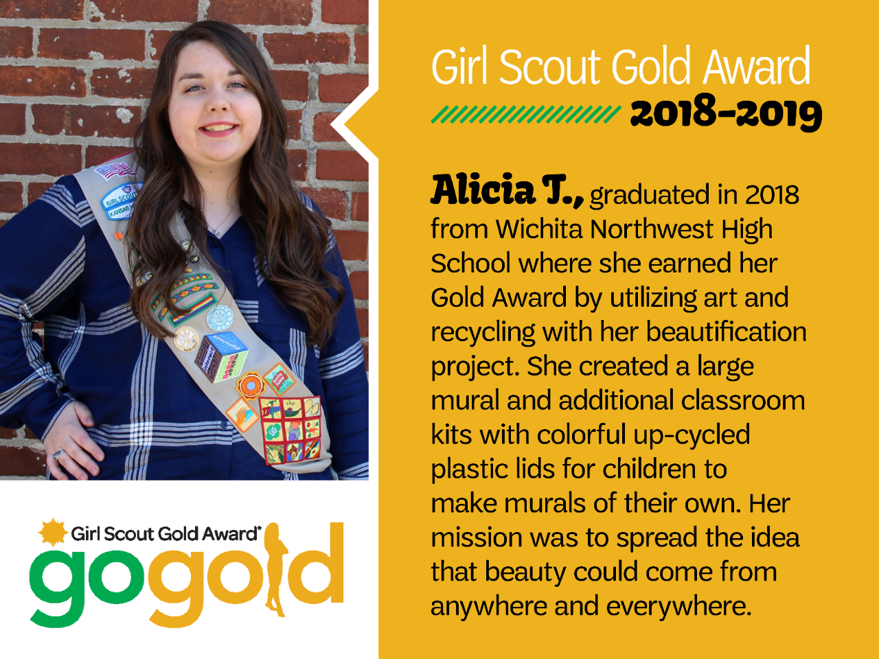gold award girl scouts
